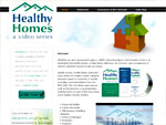 Web Site for Healthy Homes a Video Series